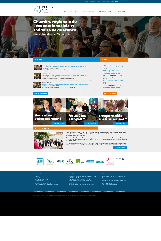 Cress-Ile de France screen 3